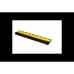 Pont de câbles 2 canaux 100x25x4,5cm