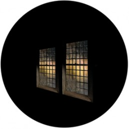 Glass Gobo 86693 Perspective Windows B Size