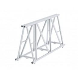 XL101F-L080 Gerade 4-Punkt Falt-Traverse Länge 80cm