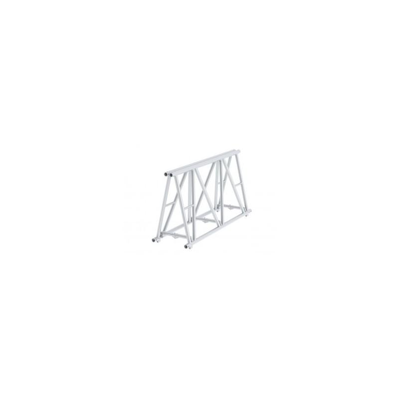 XL101F-L300 Gerade 4-Punkt Falt-Traverse Länge 300cm