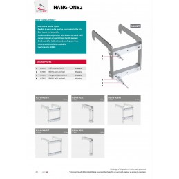 Hang-on82 Spacer 30mm