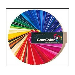 Rolle GamColor 1.22 m x 7.62 m auf Anfrage