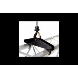 Support de levage pour truss 30 CMU 500kg noir
