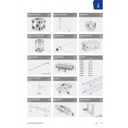 L10 Sleeve-Block für Towersysteme der XL101R Serie Rechteckig