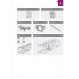 L53TOW-L050 Poutre tour XL carrée longueur 50cm