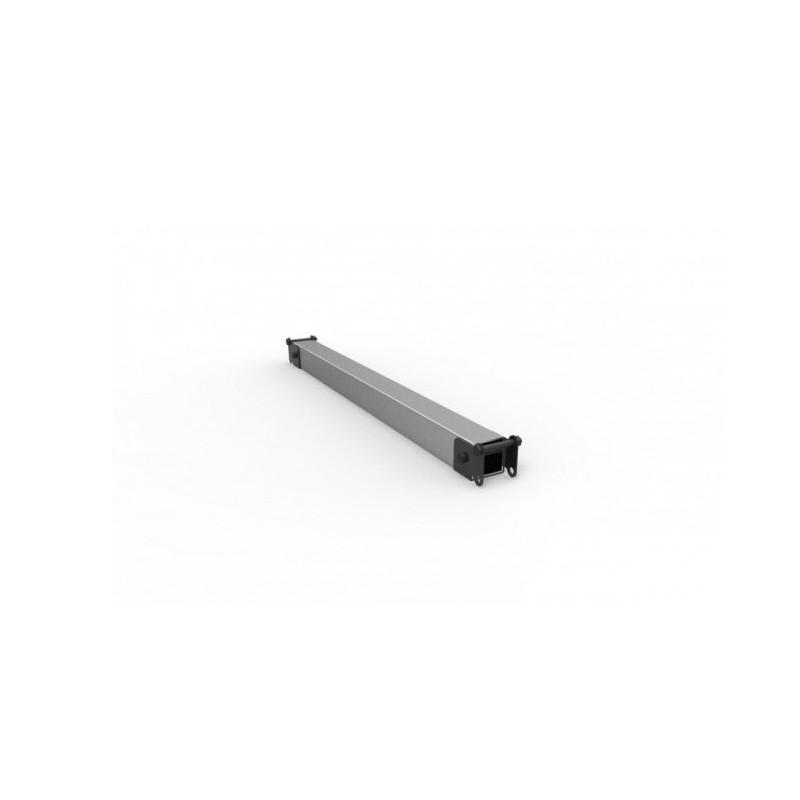 Cable Support Tube, 80cm, passend für Cable Cart Transportwagen, inkl. 2x Aufnahme Set