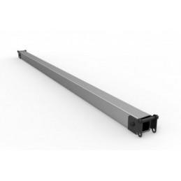 Cable Support Tube, 210cm, passend für Cable Cart Transportwagen, inkl. 2x Aufnahme Set