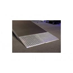 Zugangsrampe Aluminium, 50 cm breit