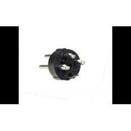 XLR-Stecker 3-Pol Male 5 Stück
