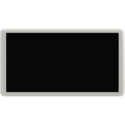 """CONTROL HMI5"""" TOUCH PANEL UNIT, weiss"""