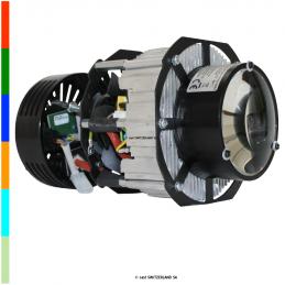 HPLED II C6 RETROFIT | RGBACL, noir