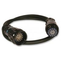 Socapex kabel und Splitter